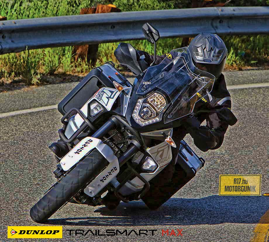Dunlop TrailSmart MAX - R17.hu