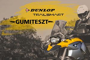 Dunlop TrailSmart - R17.hu Blog