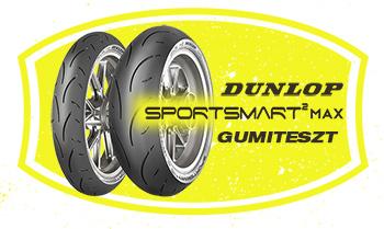 Dunlop SportSmart 2 MAX Teszt