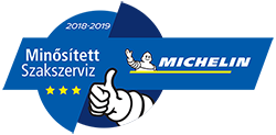 Michelin Minősített Szakszerviz