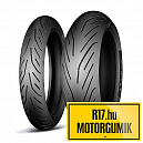 120/70R17+160/60R17 MICHELIN PILOT POWER 3 FRONT/REAR 69W TL MOTORGUMI  PÁRBAN