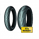 120/70R17+160/60R17 MICHELIN PILOT POWER FRONT/REAR 69W TL MOTORGUMI PÁRBAN