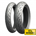 120/70R19+170/60R17 MICHELIN ROAD 5 TRAIL FRONT/REAR 72V TL MOTORGUMI  PÁRBAN