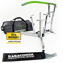 Rabaconda gumiszerelögép+szerelövas készlet együtt Rabaconda 3M