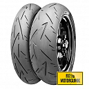 120/60R17+150/60R17 CONTINENTAL CONTISPORTATTACK 2 FRONT/REAR 73W TL MOTORGUMI  PÁRBAN