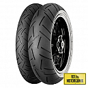120/60R17+150/60R17 CONTINENTAL CONTISPORTATTACK 3 FRONT/REAR 73W TL MOTORGUMI  PÁRBAN