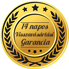14 Napos Visszavásárlási Garancia