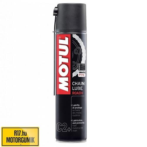 Motul C2+ Láncspray 400ml (fehér színü)