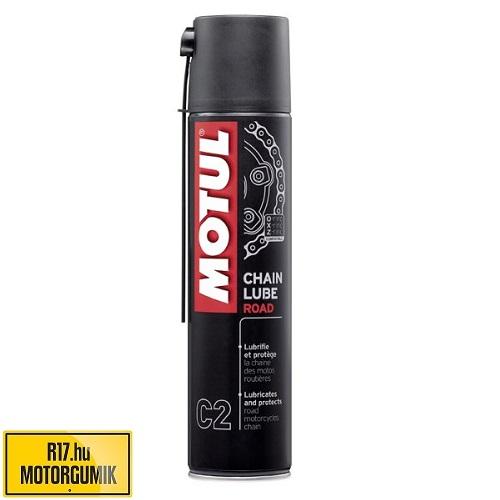 Motul C2 Láncspray 400ml (színtelen)