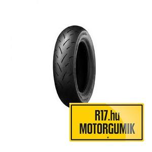 90/90-10 DUNLOP TT93 GP FRONT/REAR 50J  TL MOTORGUMI